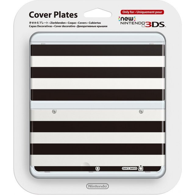 New Nintendo 3DS Cover Plates No.006