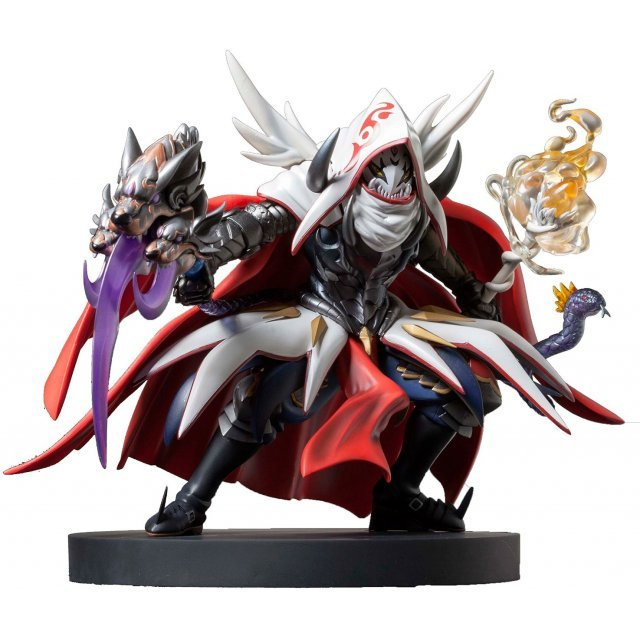 Puzzle & Dragons Ultimate Modeling Collection Figure: Underworld God Ark Hades
