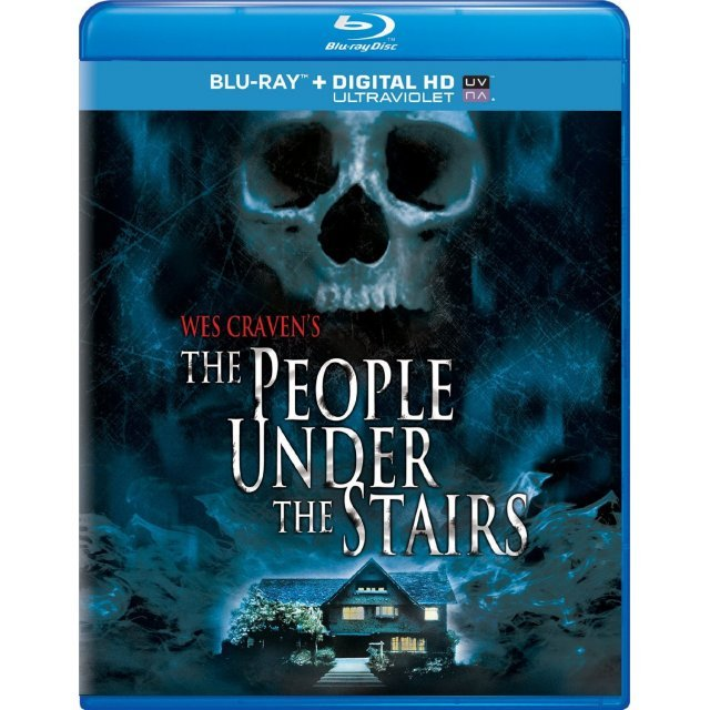 The People Under the Stairs [Blu-ray+Digital HD+UltraViolet]