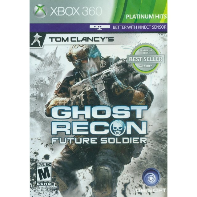 Tom Clancy's Ghost Recon: Future Soldier (Platinum Hits)