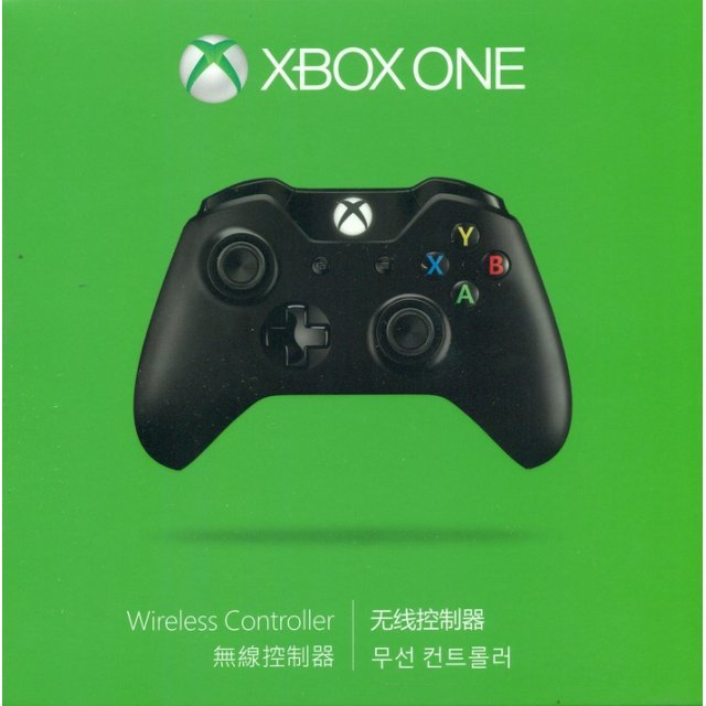 Xbox One Wireless Controller (Black)