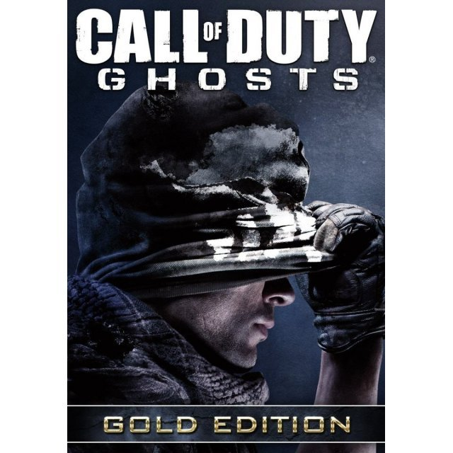 Call of Duty Ghosts: Gold Edition (Steam)