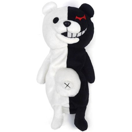 Danganronpa the Animation Plush Pouch: Monokuma