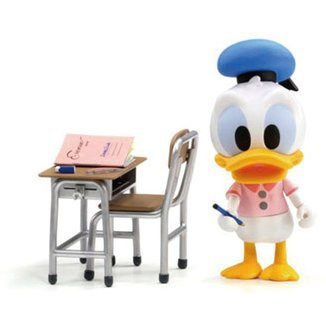 Disney Figure Series: Classroom Donald