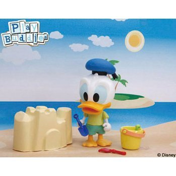 Disney Figure Series: Donald Summer Vacation