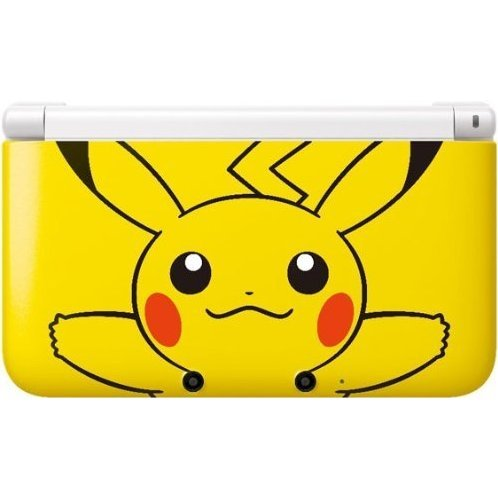 Nintendo 3DS LL [Pokemon Center Pikachu Edition]