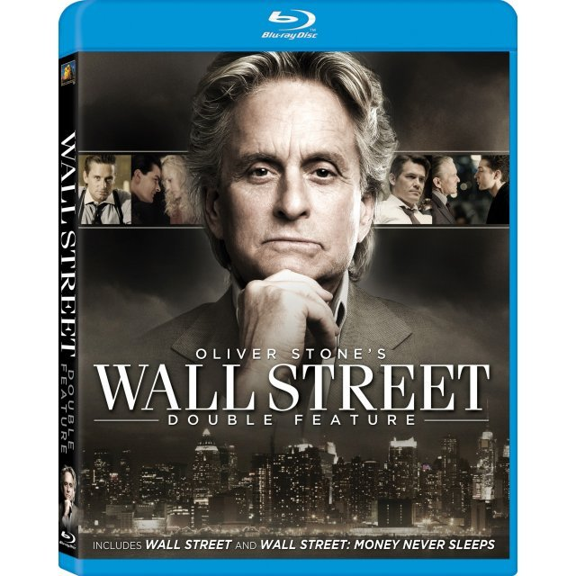 Oliver Stones: Wall Street Double Feature