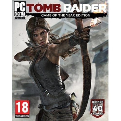 Tomb Raider: Game Of The Year Edition (Steam)