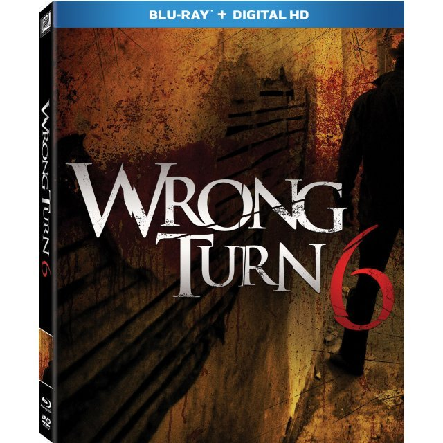 Wrong Turn 6 [Blu-ray+Digital HD]