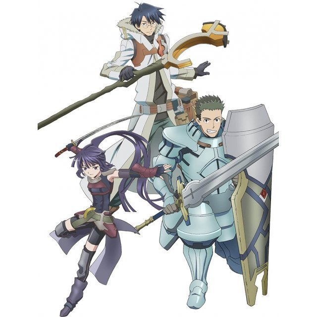 Log Horizon [Calendar 2015]