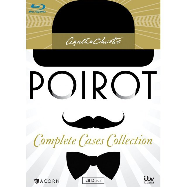 Poirot: Complete Cases Collection
