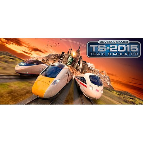 Train Simulator 2015 (Steam)