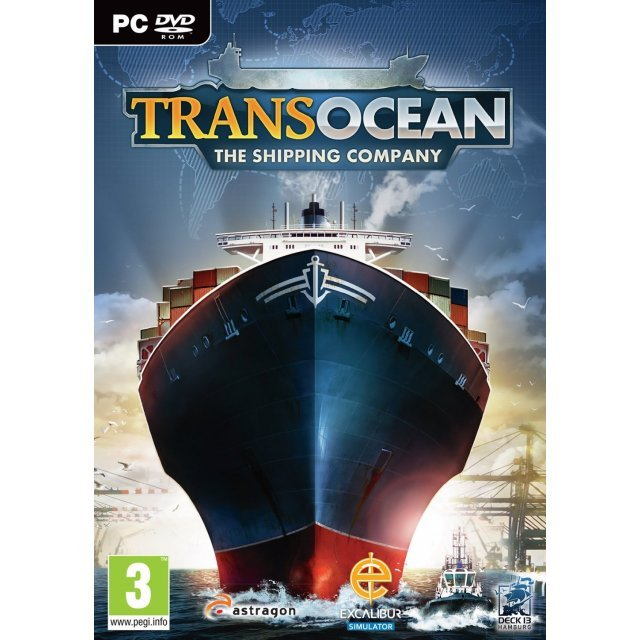 TransOcean - The Shipping Company (DVD-ROM)