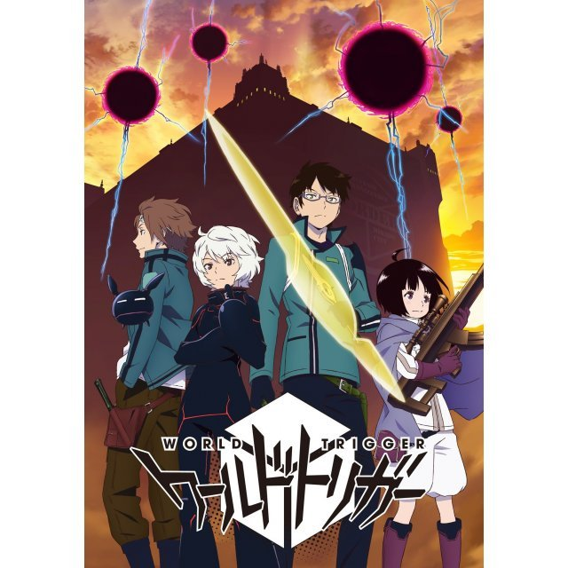 World Trigger Desktop Calendar [2015]