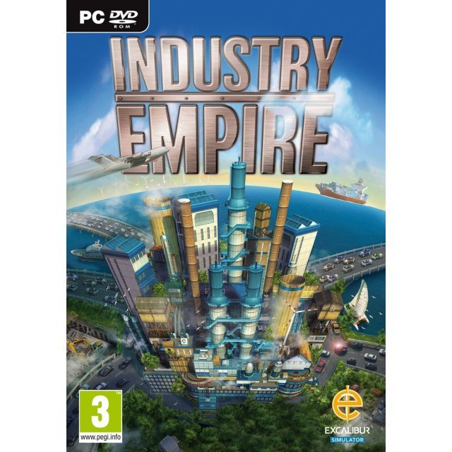 Industry Empire (Steam)