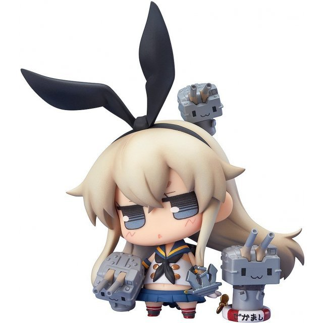 Kantai Collection Medicchu: Shimakaze