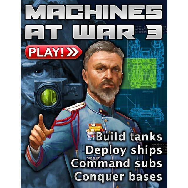 Machines at War 3 (Steam)