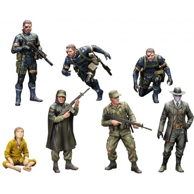Metal Gear Solid V: Ground Zeroes Set