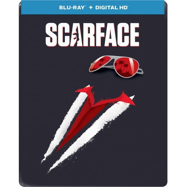 Scarface (Limited Edition) [Blu-ray+UltraViolet]
