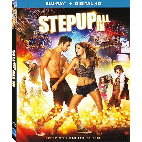 Step Up All In [Blu-ray+Digital HD]