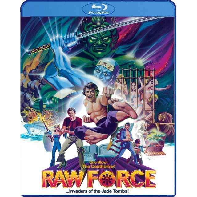 Raw Force [Blu-ray+DVD]