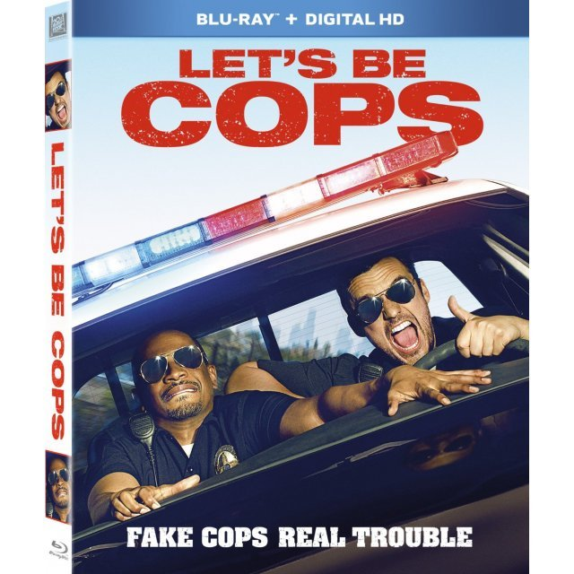 Let's Be Cops [Blu-ray+Digital HD]