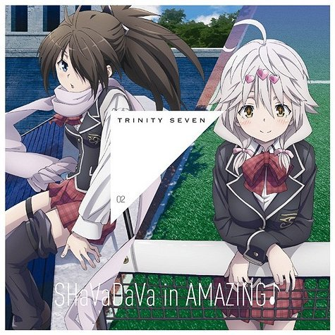 Shavadava In Amazing (Trinity Seven Ending Song Theme 2)