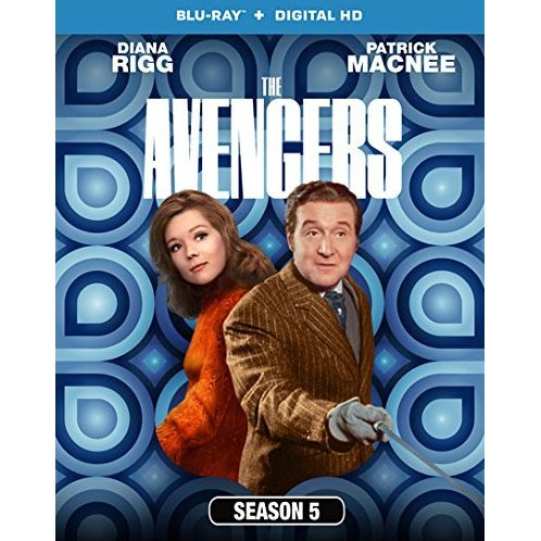 The Avengers: Season 5 [Blu-ray+Digital HD]
