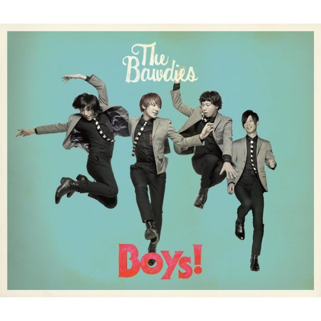 Boys [2CD+DVD Limited Edition]