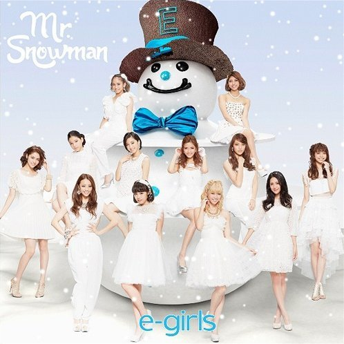 Mr. Snowman [CD+DVD]