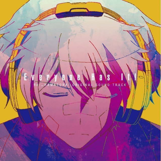 Re: Hamatora Original Soundtrack Everyone Has It