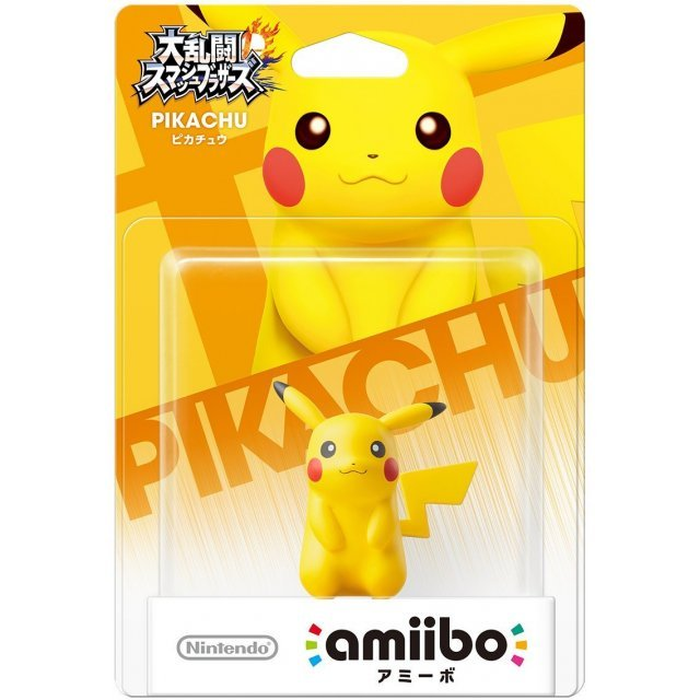 amiibo Super Smash Bros. Series Figure (Pikachu)