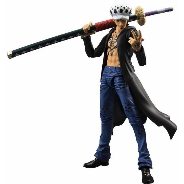 Variable Action Heroes One Piece: Trafalgar Law (Re-run)