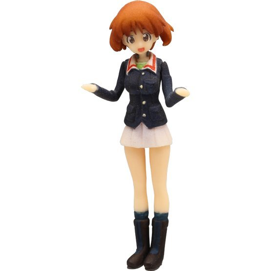 Girls und Panzer: Anko Team Panzer Jacket Ver. Figure Set