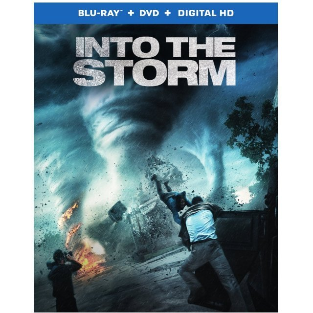 Into the Storm [Blu-ray+DVD+UltraViolet]