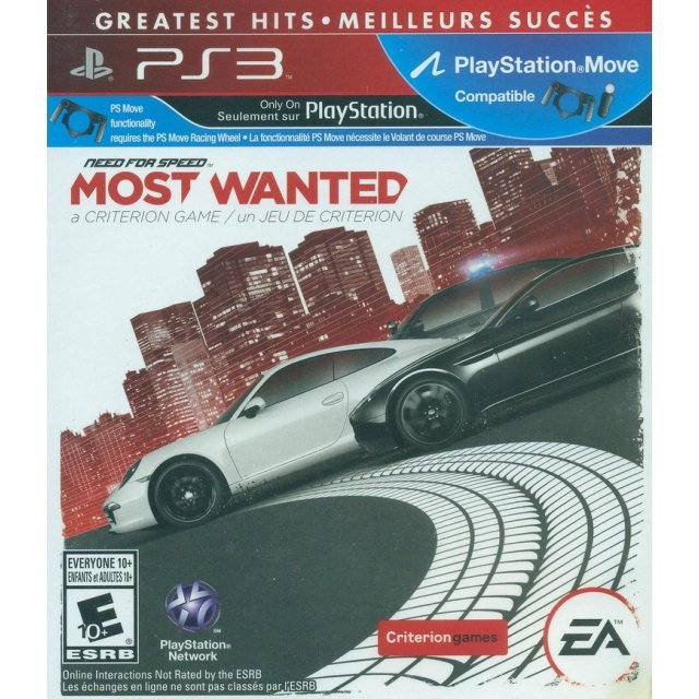 Need for Speed: Most Wanted - A Criterion Game (Greatest Hits)