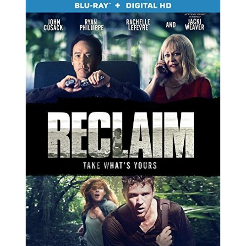 Reclaim [Blu-ray+Digital Copy+UltraViolet]