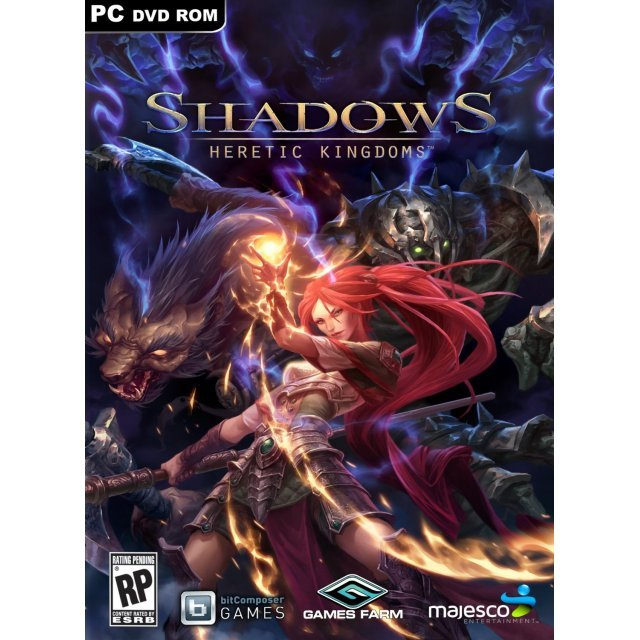 Shadows: Heretic Kingdoms (DVD-ROM)