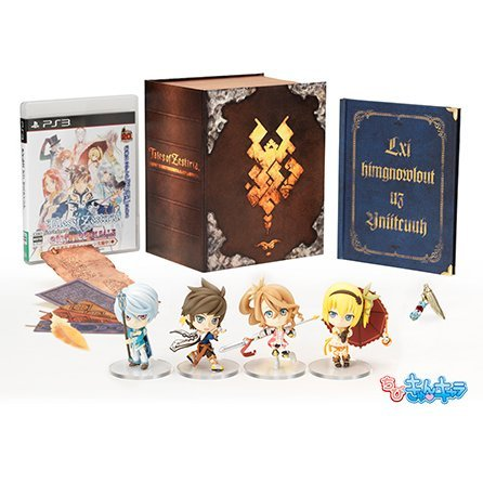 Tales of Zestiria [Limited Edition]  (Japanese)