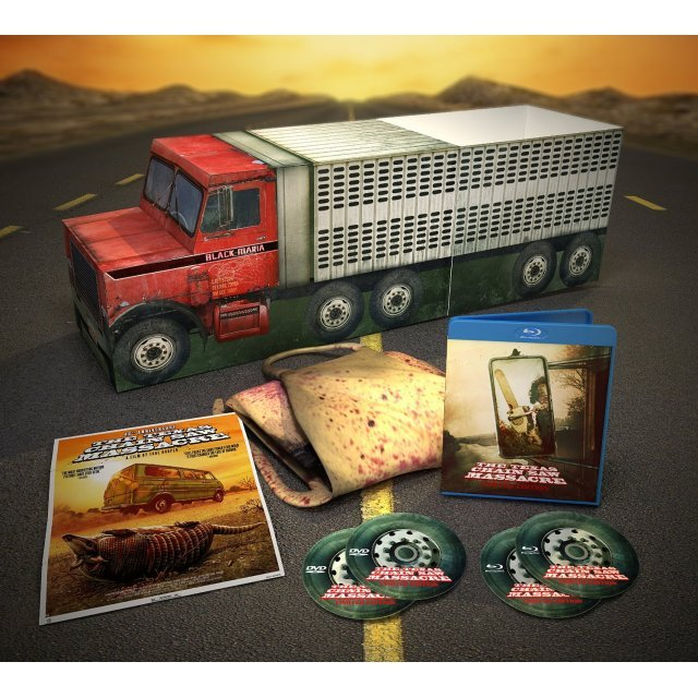 Texas Chain Saw Massacre: 40th Anniversary Black (Limited Edition)