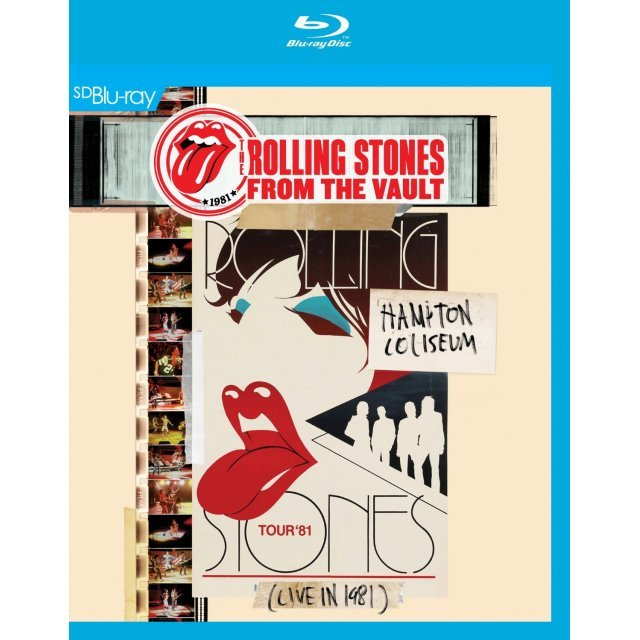 The Rolling Stones: From the Vault - Hampton Coliseum Live in 1981