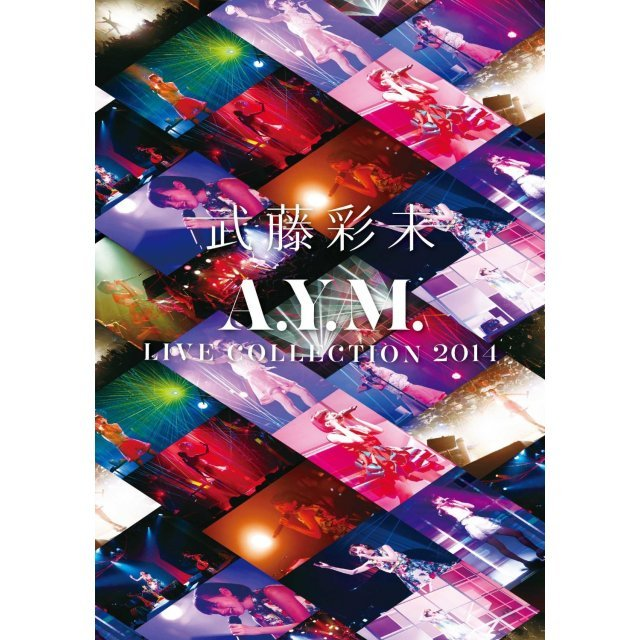 A.y.m. Live Collection 2014 - Shinka