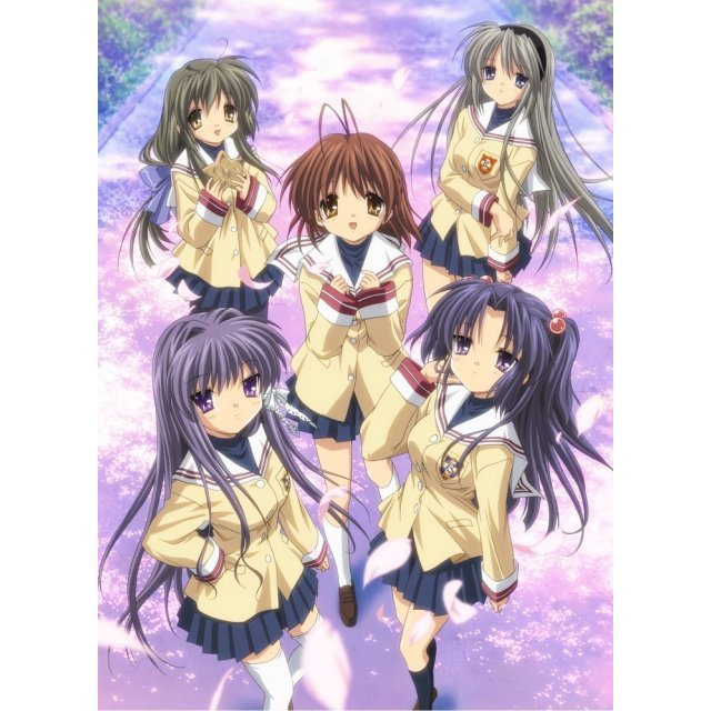 Clannad Compact Collection Dvd [Limited Release]