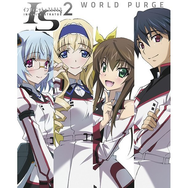 Infinite Stratos 2 Ova World Purge Hen