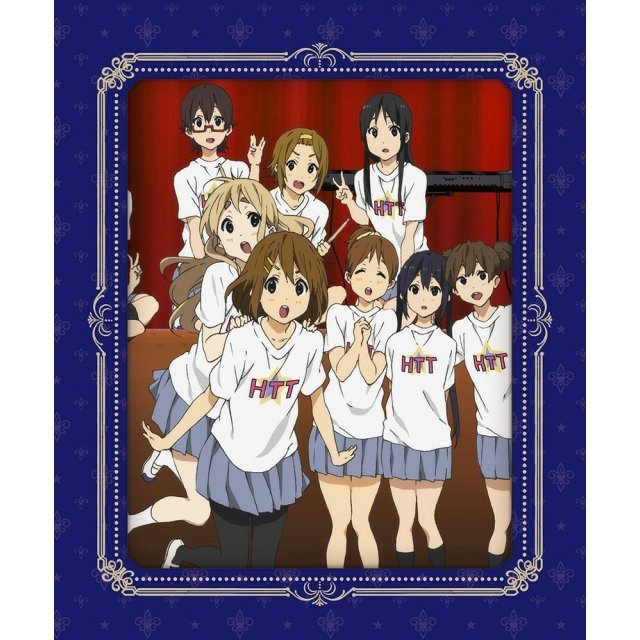 K-On Blu-ray Box [5Blu-ray+CD Limited Edition]