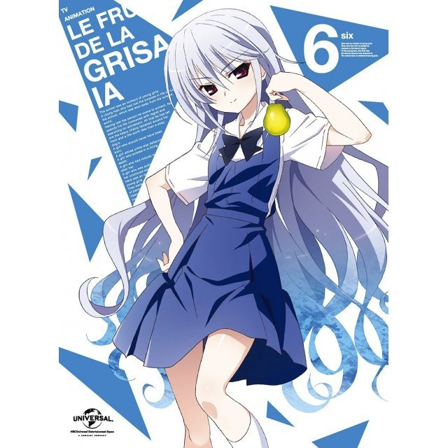 Le Fruit De La Grisaia Vol.6 [Limited Edition]