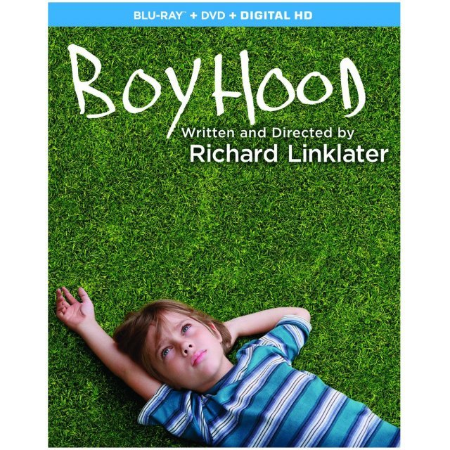 Boyhood [Blu-ray+DVD+Digital Copy+UltraViolet]
