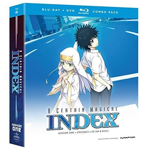 A CERTAIN MAGICAL INDEX: COMPLETE SEASON 1