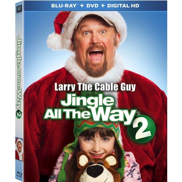 Jingle All the Way 2 [Blu-ray+DVD+Digital Copy]