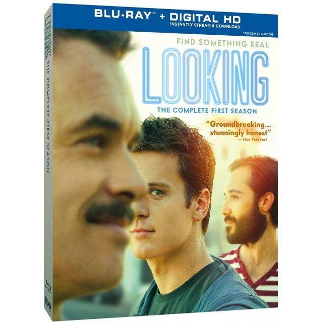 Looking: The Complete First Season [Blu-ray+Digital HD]